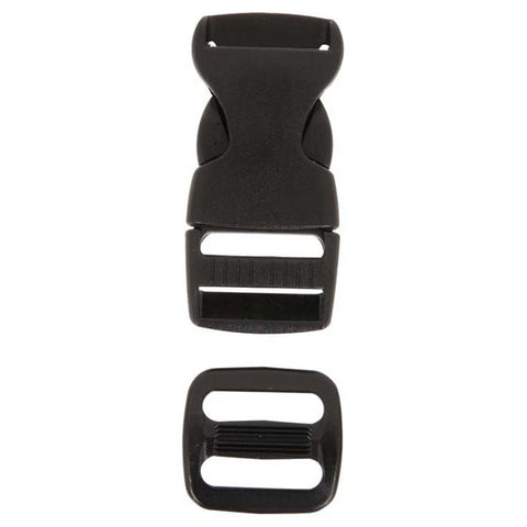 Liberty Mountain Side Release Buckle/Slider 3/4""