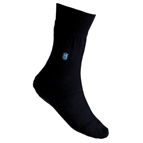 Hanz Waterproof Chlblckr Socks Bk-Xl