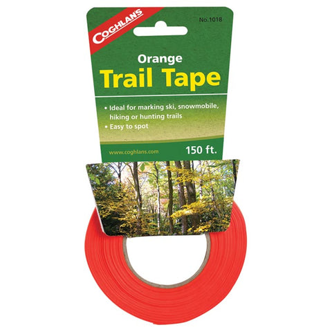 Coghlan's Trail Tape Orange 150ft