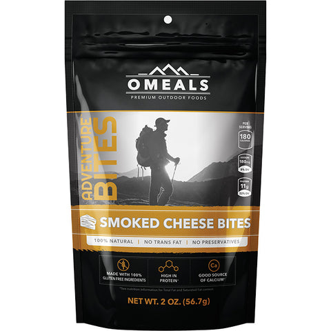 Omeals Smoked Cheese Bites
