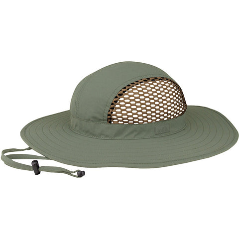 Mega Cap Plains Hat Mesh Olive Large