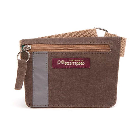 Pocampo Spare Pocket Dark Brown