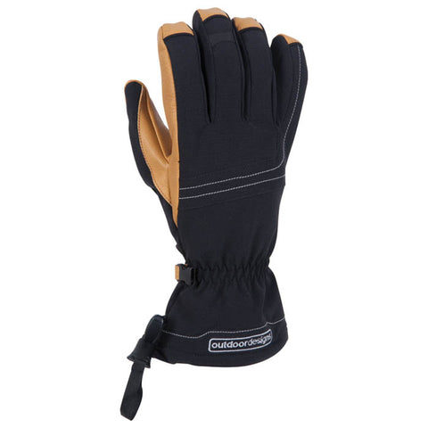 Outdoor Designs Diablo Natural X-Large Gloves