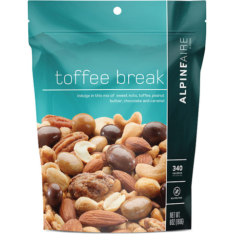 Alpine Aire Toffee Nut Break Dehydrated Food