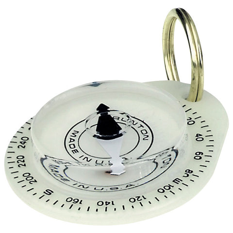 Brunton Glowing Key Ring Compass