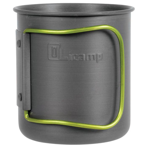 Olicamp Space Saver Mug Ha Lime Handle