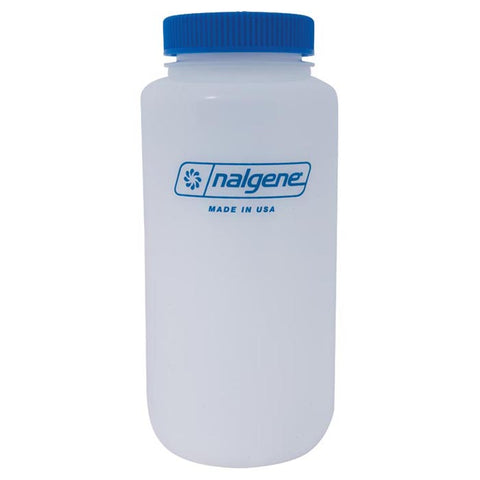 Nalgene Wide Mouth Round Bottle 1 Quart