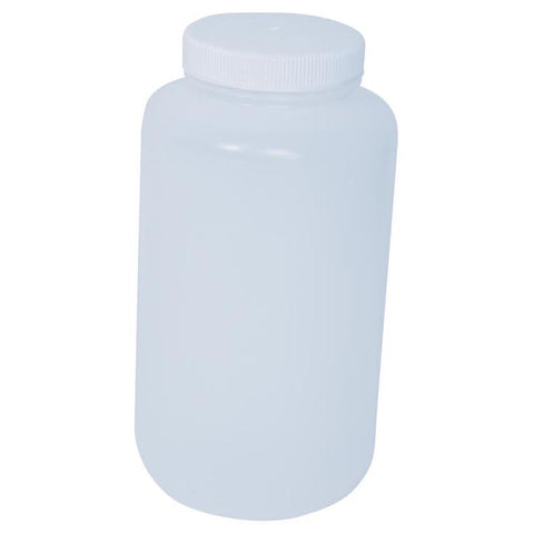 Nalgene Wide Mouth Round Bottle 1 Gal