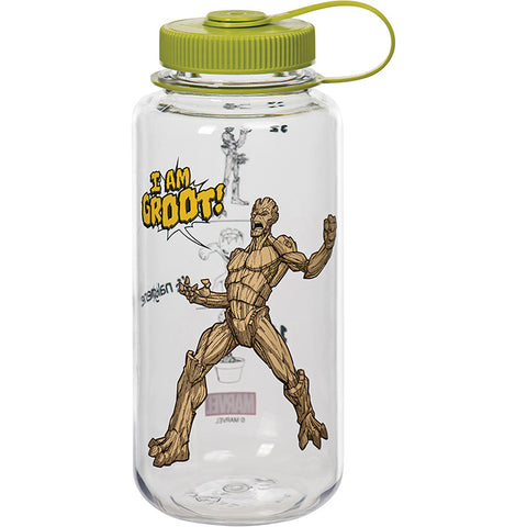 Nalgene Guardians of the Galaxy 1 Quart Water Bottle Groot