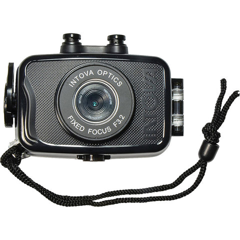 Intova Duo Action Camera - Black