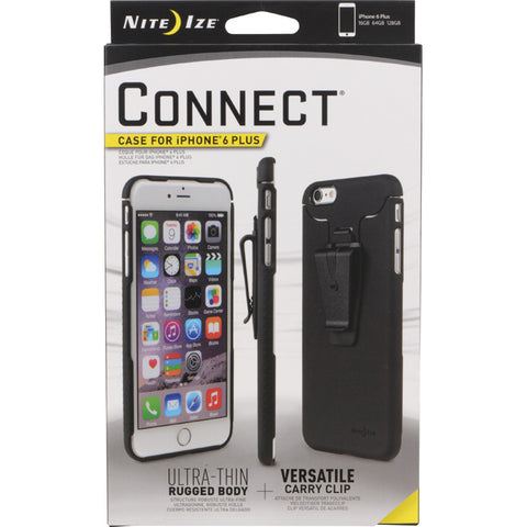 Nite-ize Connect Case Iphone 6+ Blk