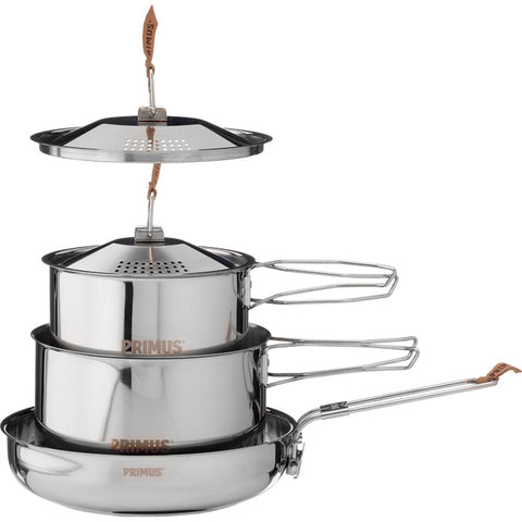 Primus Campfire Cookset Ss Small