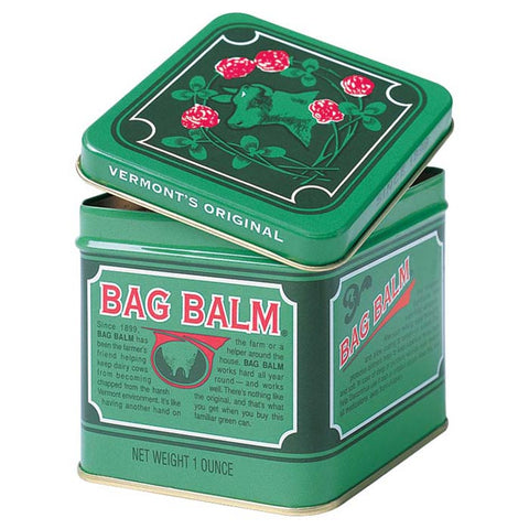 Bag Balm Mini 1 oz Tin Ointment Cream
