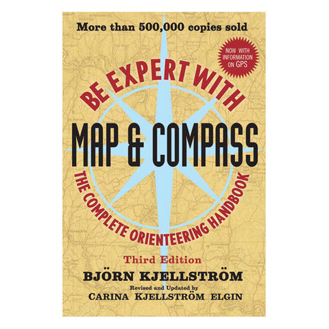 Wiley Publishing Be Expert W/Map & Compass Book