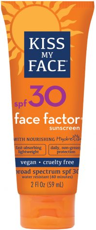 Kiss My Face Face Factor Spf30-Face/Nck 2oz