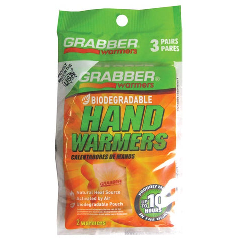 Grabber Biodegradable Warmers