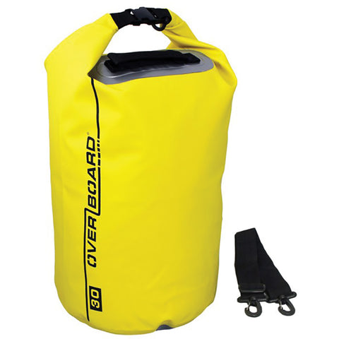 Overboard Gear Dry Tube 30 L Yellow