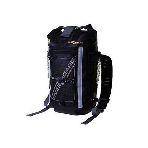 Overboard Gear Pro-Light Backpack 12 L Black