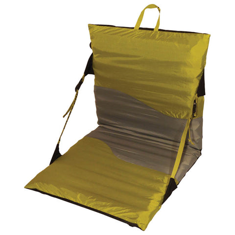 Crazy Creek Air Chair Plus Black/Pear Folding Seat