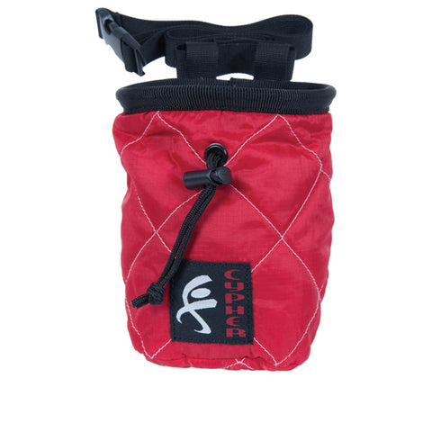 Cypher Hacker Rock Climbing Chalk Bag Assorted Colors