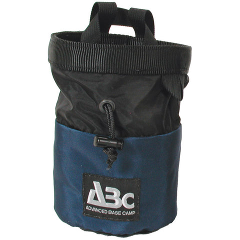 ABC Finger Size Rocking Climbing Chalk Bag Assorted Colors