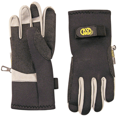 Kong Canyon Small Neoprene Gloves Made with Kevlar