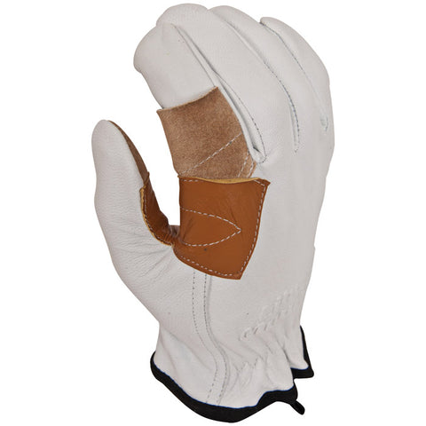 Liberty Mountain Pro Rappel Gloves Goat Skin X-Small