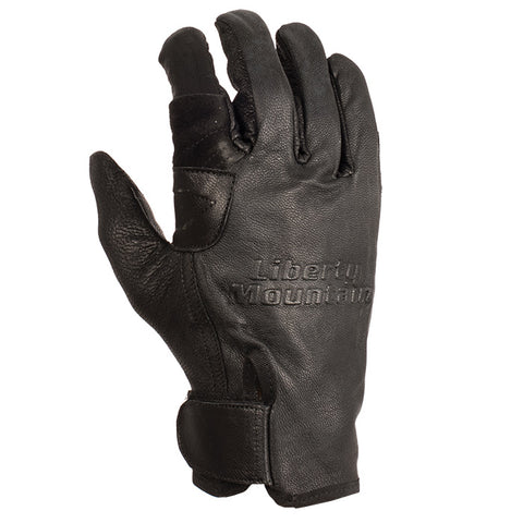Liberty Mountain Pro Rappel Gloves Goat- X-Large Black