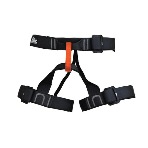 Cypher Guide Rock Climbing Harness Black