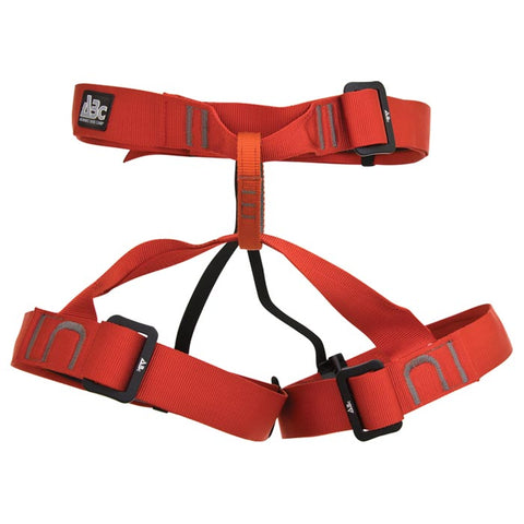 ABC Guide Rock Climbing Harness Red