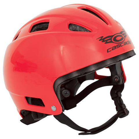 Cascade Helmets Cascade Shortie Md Red