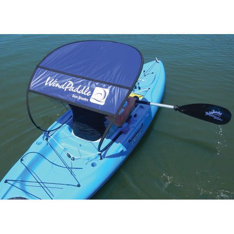 Windpaddle Sun Shade Md Blue
