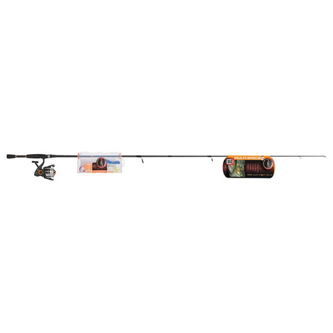 South Bend Multi Species Spinning Fishing Rod and Reel Combo