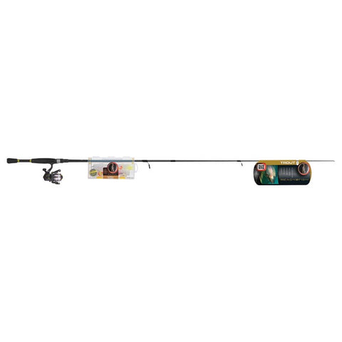 South Bend Trout Spinning Fishing Rod and Reel Combo East
