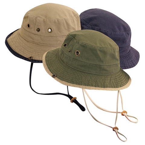 Dorfman Pacific Kids Boonie Assorted Colors
