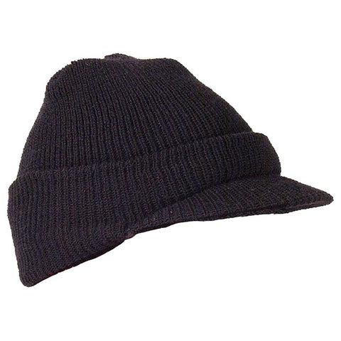 Major Surplus Jeep Cap Black
