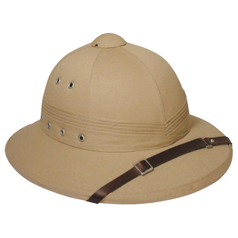 Major Surplus Pith Helmet Khaki