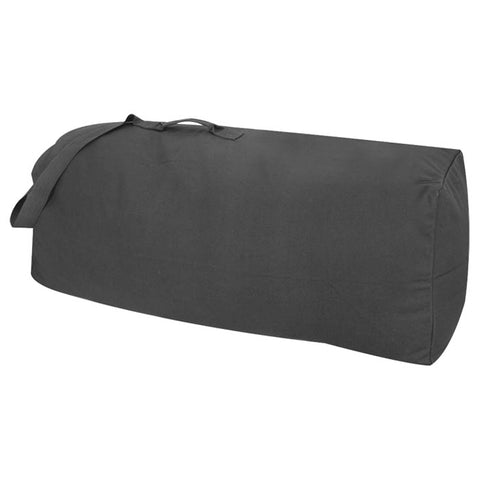 "Major Surplus Top Load Duffle 25""X42"" Black"