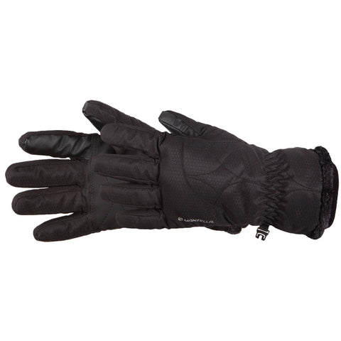Manzella Morgan Gloves Women's Black Md