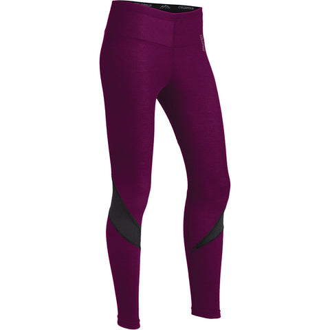 Coldpruf Zephyr Women's Pants Plum Medium