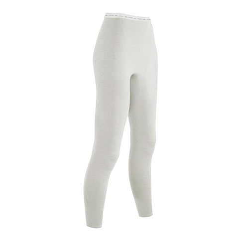 Coldpruf Base Layer Basic Women's Pants White Medium
