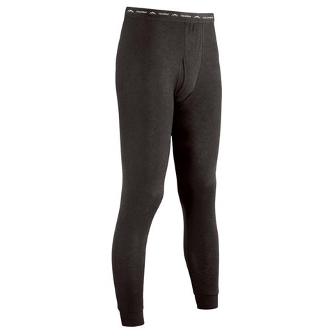 Coldpruf Base Layer Performance Men's Pants Black Large