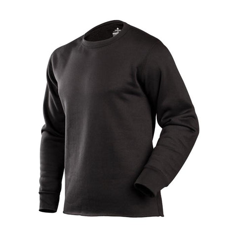 Coldpruf Base Layer Expedition Men Crew Top Black Small