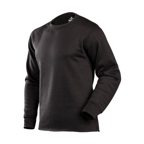 Coldpruf Base Layer Expedition Men Crew Top Black XX-Large