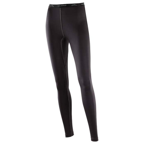 Coldpruf Base Layer Premium Perfom Women's Pants Black Medium