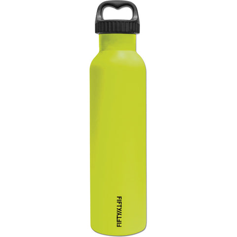 Fifty/Fifty 25 oz Vacuum Insulated Btl-Lime