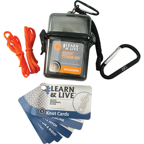 Ultimate Survival Technologies UST Learn&Live- Knot Tying Kit