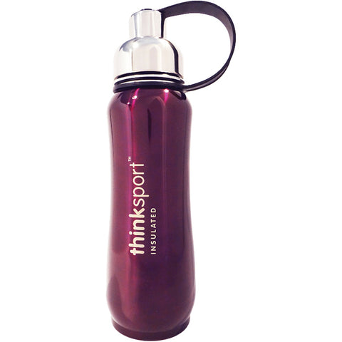 Thinksport Ss Bottle 17oz-Purp