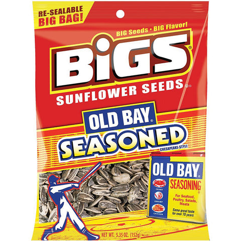 Bigs Sunflower Seeds Old Bay