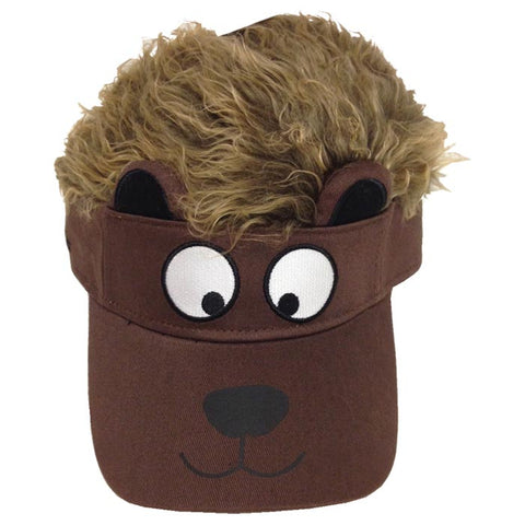 Flair Hair Bear Flair Hair Kids Visor
